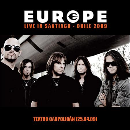 Portada Europe en Chile 09