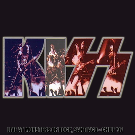 KISS - Live At Monsters Of Rock, Santiago - Chile 1997