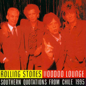 THE ROLLING STONES - Southern Quotations Live in Santiago, Chile (19.02.95)