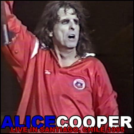 ALICE COOPER - Live in Santiago, Chile (Teatro Caupolicán - 07.09.95)
