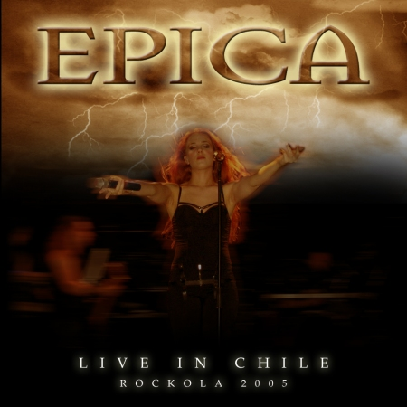 EPICA - Live In Chile - Rockola, Show Vip (17.12.05)