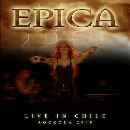 EPICA - Live In Chile - Rockola, Show Vip (17.12.05)