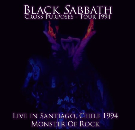 1994 - BLACK SABBATH - Live In Santiago, Chile - Monster Of Rock '94