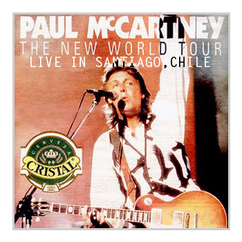PAUL MCCARTNEY - The New World Tour - Live in Santiago, Chile (16.12.95)