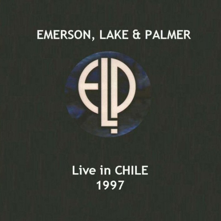EMERSON, LAKE & PALMER - Live In Santiago, Chile (Estadio Chile - 12.08.97)