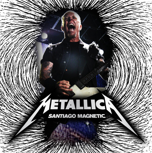 [Metallica Live En Chile 2010]  26/01/2010 Front