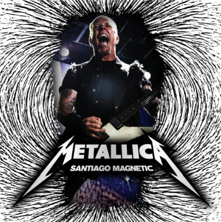 METALLICA - Death Magnetic World Tour 2010 - Live In Santiago, Chile (26.01.2010)