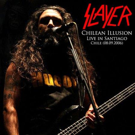 SLAYER - Chilean Illusion - Live in Santiago,Chile (Velódromo, Estadio Nacional - 08.09.06)