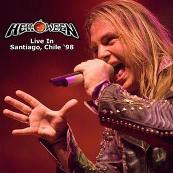 HELLOWEEN - Monster Of Rock - Live In Santiago,Chile (Velódromo, Estadio Nacional - 10.12.98)