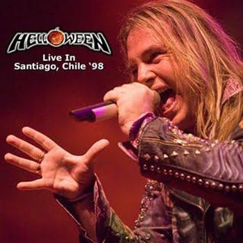 HELLOWEEN - Monster Of Rock - Live In Santiago,Chile (Velódromo, Estadio Nacional - 10.12.98)