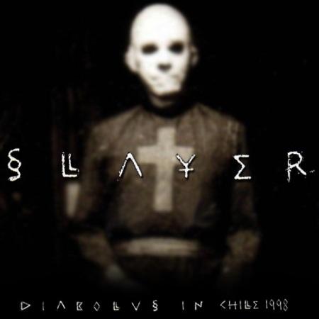 SLAYER - Monster Of Rock - Diabulus In Chile - Live In Santiago,Chile (Velódromo, Estadio Nacional - 10.12.98)