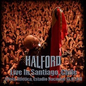 2001 - HALFORD - Live In Santiago, Chile (Pista Atlética, Estadio Nacional 15.01.01)