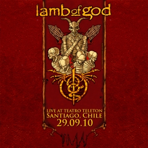 2010 - LAMB OF GOD - Live At Teatro Teletón - Santiago, Chile (29.09.10)