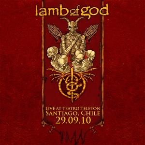 2010 - LAMB OF GOD - Live At Teatro Teletón - Santiago, Chile (29.09.10)