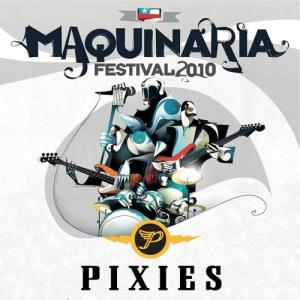 PIXIES - Maquinaria Festival - Live At Club Hipico - Santiago, Chile (09.10.10)