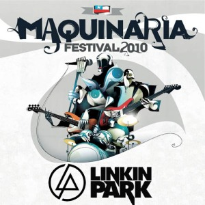 LINKIN PARK - Maquinaria Festival - Live At Club Hipico - Santiago, Chile (09.10.10)