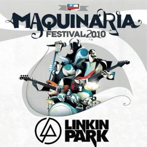 LINKIN PARK - Maquinaria Festival - Live At Club Hipico - Santiago, Chile (09.10.10)