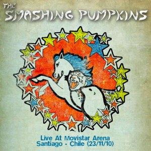 THE SMASHING PUMPKINS - Live At Movistar Arena - Santiago, Chile (23.11.10)