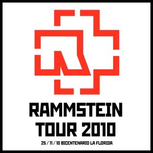 RAMMSTEIN - Live At Estadio Bicentenario La Florida - Santiago, Chile (25.11.10)