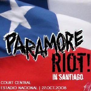 PARAMORE - Riot! in Santiago - Live at Court Central del Estadio Nacional (27.10.08)