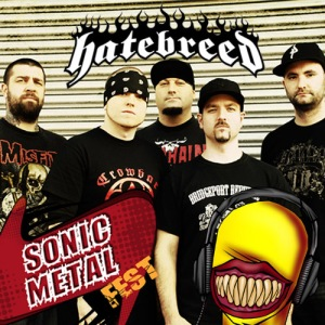 HATEBREED - Live at Sonic Metal Fest 2012, Santiago, Chile (04.04.2012)