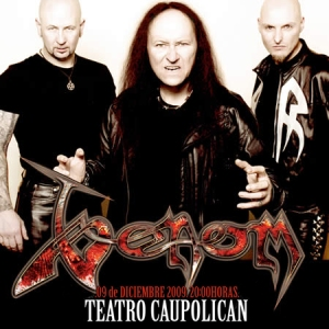 VENOM - South American Hell Tour 09 - Live At Teatro Caupolicán - Santiago, Chile (09.12.2009)