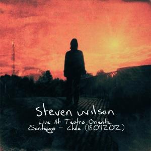 STEVEN WILSON - Live At Teatro Oriente, Santiago - Chile (18.04.2012)