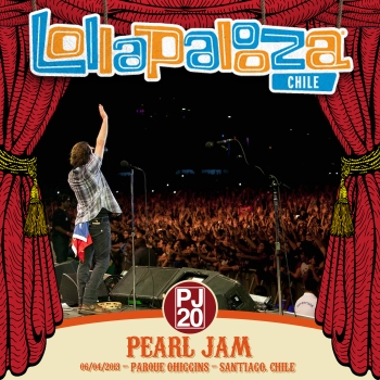 PEARL JAM - Live At Lollapalooza Chile 2013 (06.04.2013)