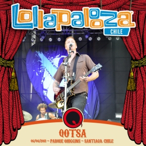 QUEENS OF THE STONE AGE - Live At Lollapalooza Chile 2013 (06.04.2013)